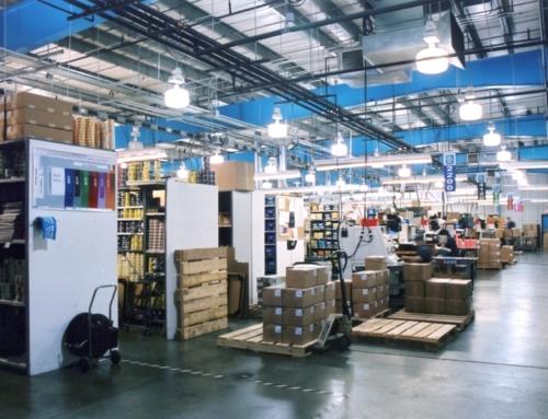 Yerecic Label Facility Expansion