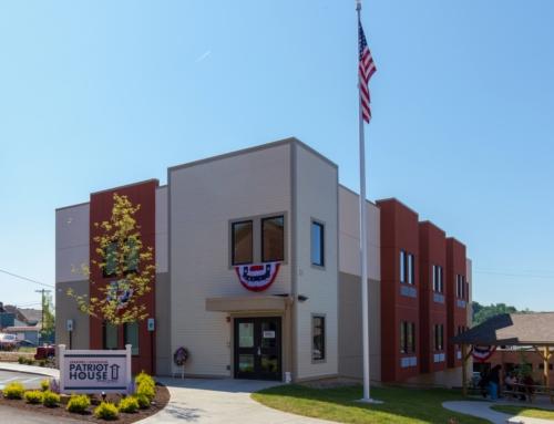 The Washington City Mission's Crabtree-Kovacicek Veterans House