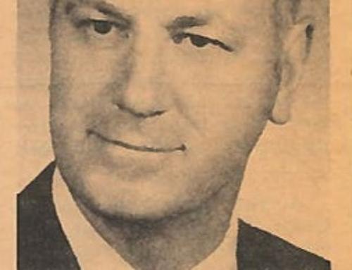 In memoriam of John F. Schonder – former Principal of RSSC Architecture